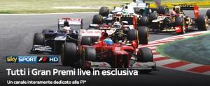 Formula 1 Sky