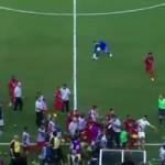 La serataccia dell'arbitro di Panama-Messico