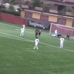 Il gol non convalidato negli ultimi secondi di Borgosesia-Vado, in Serie D
