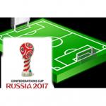 Confederations Cup: Cile-Australia e Germania-Camerun (domenica)