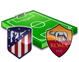 atletico madrid roma streaming