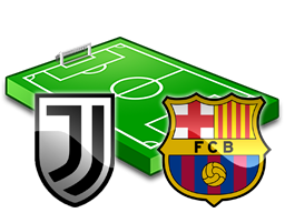 juventus barcellona streaming