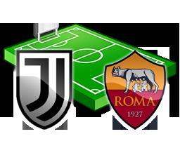 Juventus Roma diretta streaming