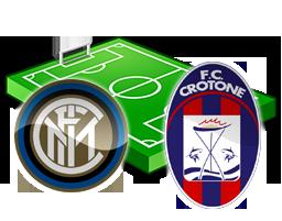 Inter-Crotone diretta live streaming