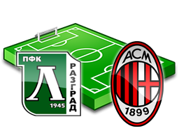 ludogorets milan diretta streaming europa league