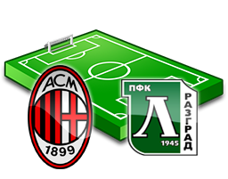 milan ludogorets europa league diretta tv live streaming