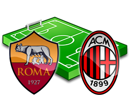 roma milan serie a diretta tv live streaming