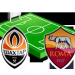 shakhtar donetsk roma diretta tv live streaming