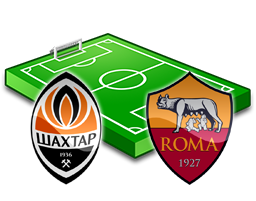 shakhtar donetsk roma diretta tv live streaming