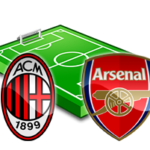 milan arsenal europa league tv live streaming