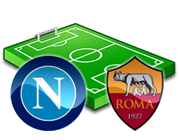 napoli roma diretta tv live streaming