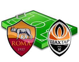 roma shakhtar donetsk diretta tv live streaming
