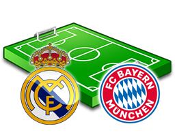 real madrid bayern monaco champions league diretta tv canale 5 live streaming