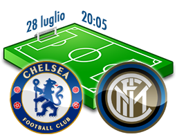 chelsea inter diretta tv live streaming