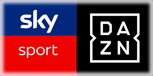 partite serie a diretta tv streaming sky dazn