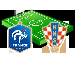 francia croazia finale mondiale
