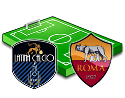 Latina Roma diretta TV live streaming