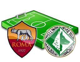 roma avellino diretta tv streaming