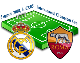 real madrid roma tv live streaming international champions cup