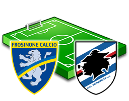 frosinone sampdoria diretta streaming live