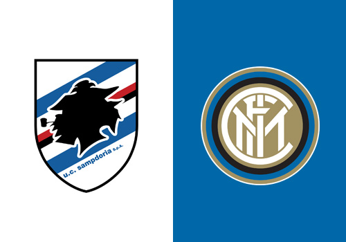 sampdoria inter streaming dazn serie a