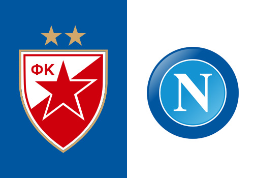 stella rossa napoli champions league streaming