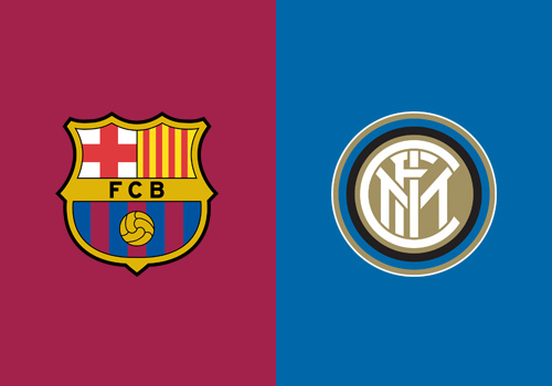 barcelllona inter streaming champions league