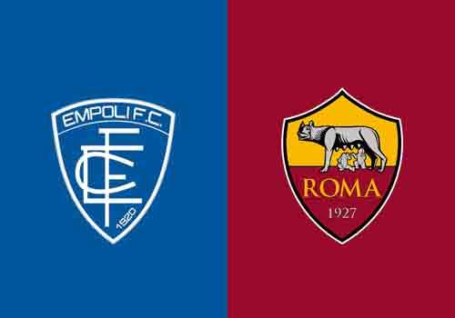 empoli roma streaming gratis