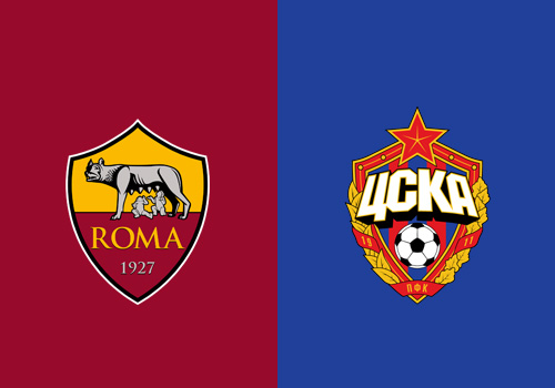 roma cska mosca champions league live streaming