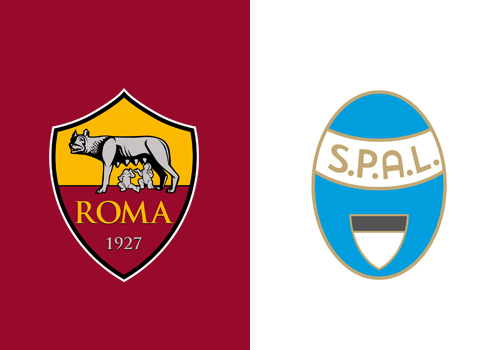 roma spal streaming