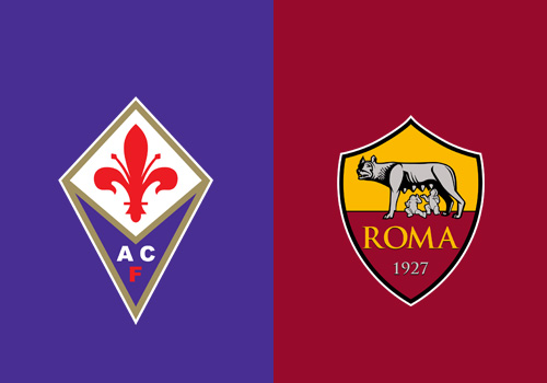 fiorentina roma streaming