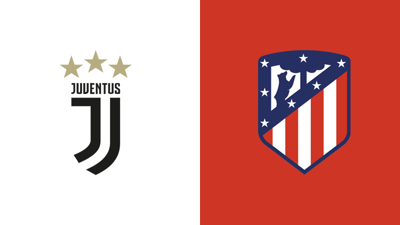 juventus atletico madrid streaming