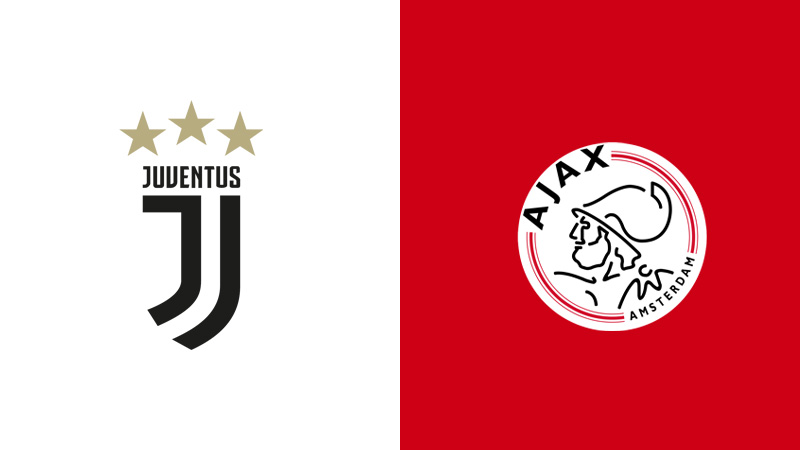 Juventus-Ajax, Champions League, In Diretta TV E Streaming