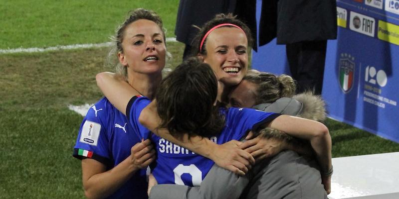 Campionato mondiale di calcio femminile