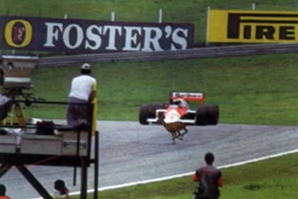 Formula 1 Johansson 1987
