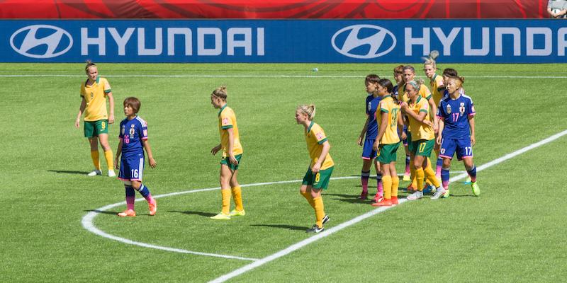 Le partite di oggi al campionato mondiale di calcio femminile