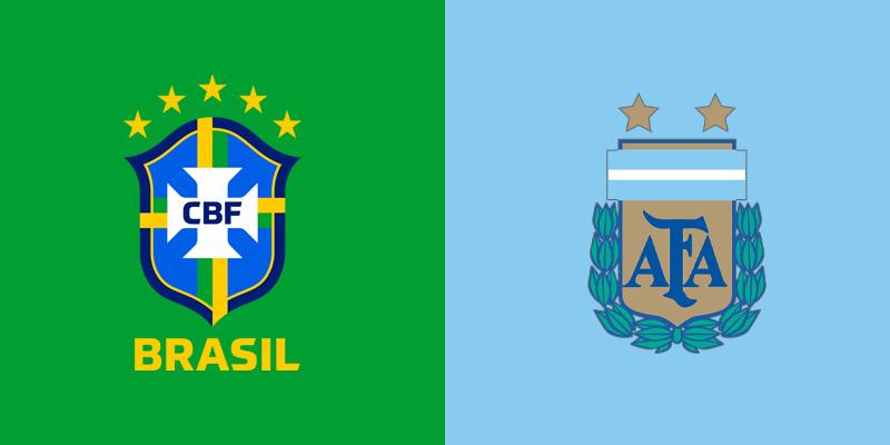 brasile argentina coppa america diretta streaming dazn