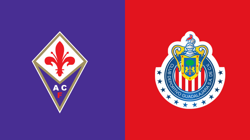 fiorentina guadalajara tv streaming