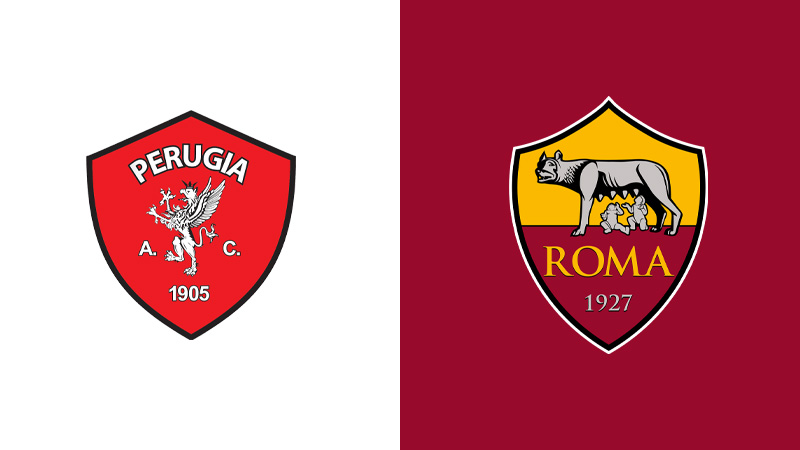 perugia roma streaming