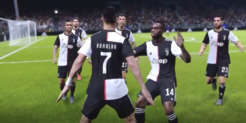 PES 2020 demo pro evolution soccer
