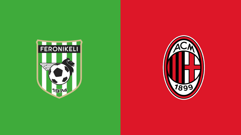 milan feronikeli diretta tv live streaming