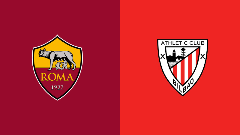 roma athletic bilbao diretta tv live streaming