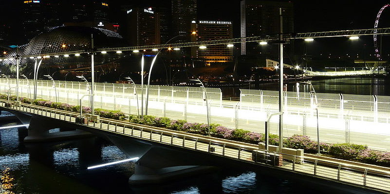 formula 1 live streming tv gran premio singapore 2019