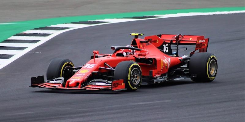 Charles Leclerc Ferrari Formula 1 2019