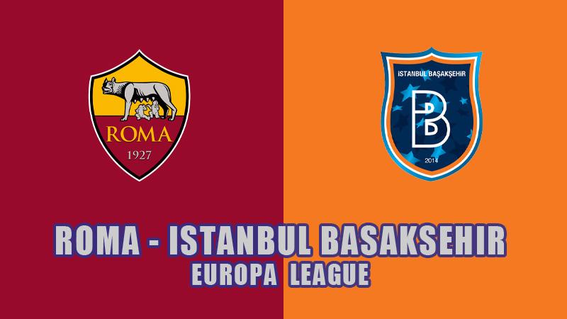 roma istanbul basaksehir live streaming diretta tv gratis