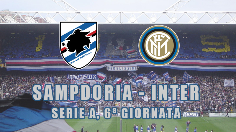 sampdoria inter live streaming