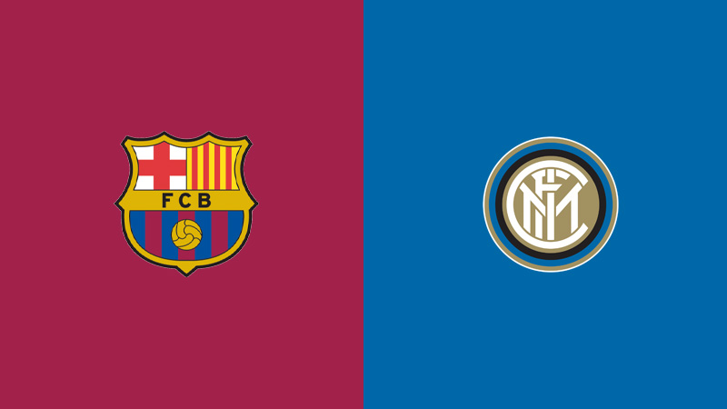 barcellona inter champions league diretta tv live streaming
