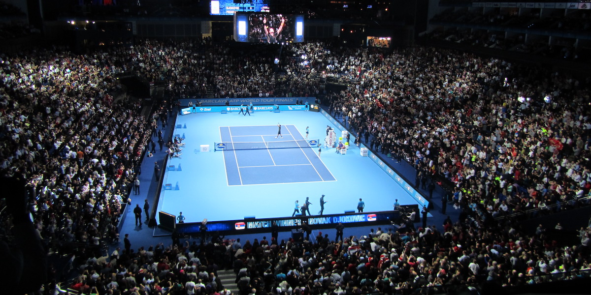 Berrettini Federer atp finals live streaming