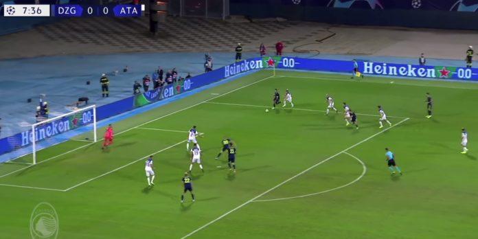 atalanta dinamo zagabria champions league streaming tv