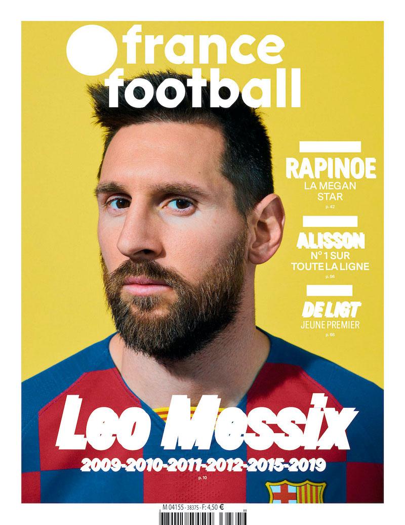 copertina france football